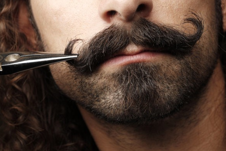 Should Your Mustache Be Thicker Than Your Beard