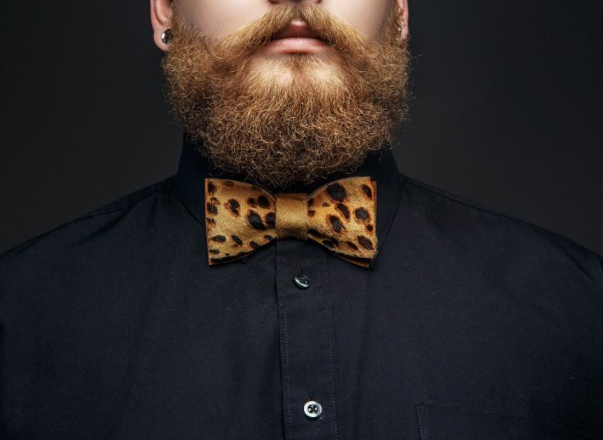 Today's Beard Style Basics: Curly and Straight Beards