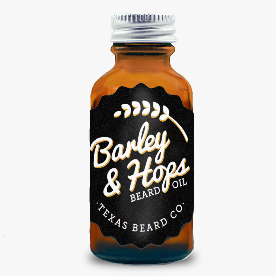 Barley and Hops Beard Oil