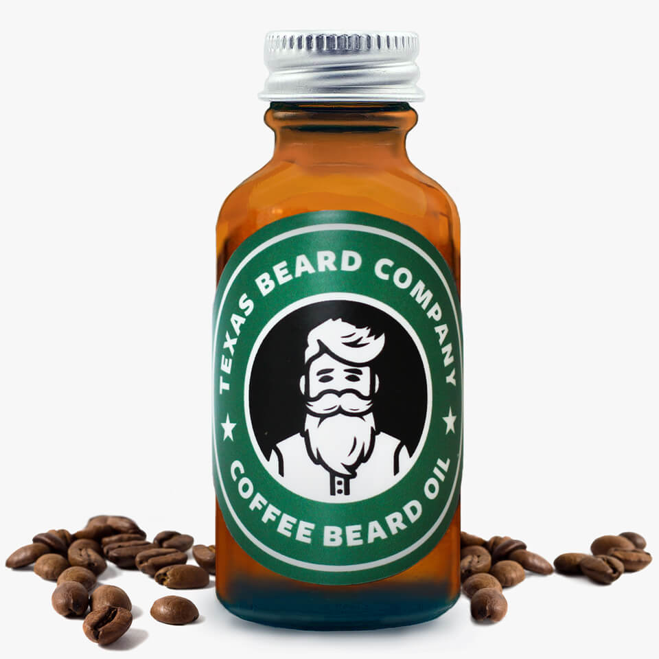 Pecan Coffee Beard Oil