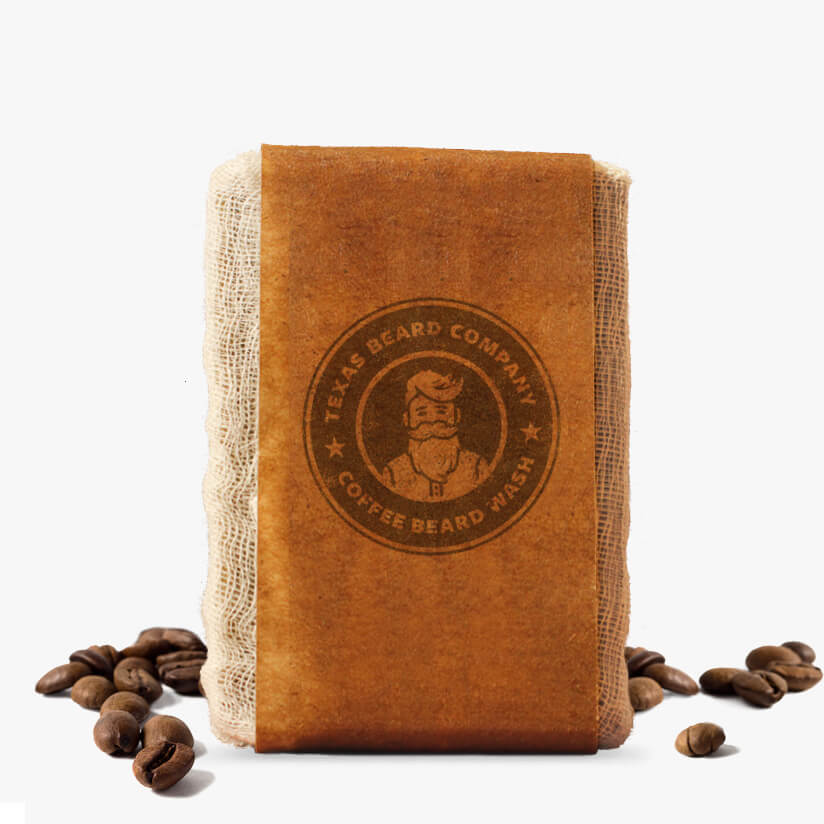 Pecan Coffee Organic Beard Wash