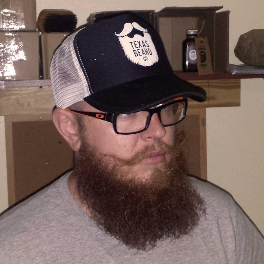 1435fab1480 Texas Beard Co. Trucker Hat | Texas Beard Company