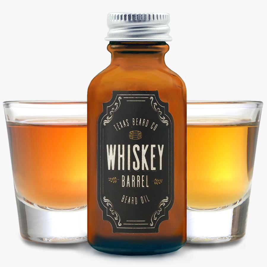Whiskey Barrel Aged Beard Oil (Limited Edition)
