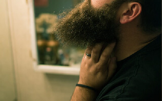 How to Use Beard Oil and Balm