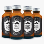 Beard Oil 4-pack