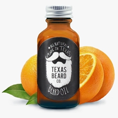 Clove Citrus Beard Oil
