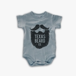 Texas Beard Company Infant Creeper