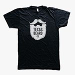 Texas Beard Company T-Shirt Black
